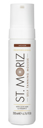 St. Moriz Instant Self Tanning Mousse Medium