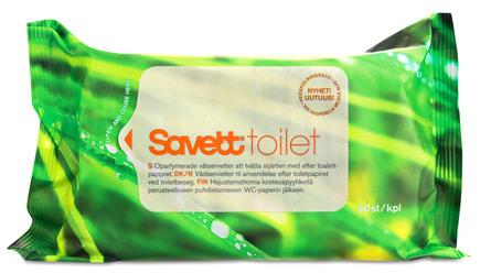 Savett Toilet Refill 50 stk.