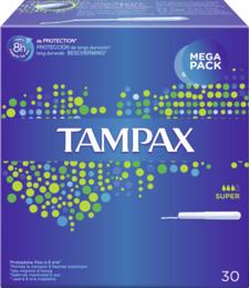 Tampax Super 30 stk.