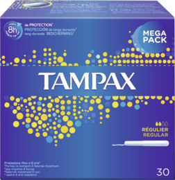 Tampax Regular 30 stk.
