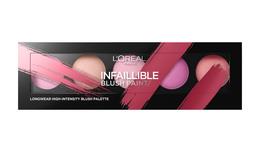 L'Oréal Paris Infallible Blush Palette 01 Pink