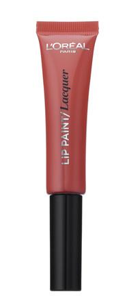L'Oréal Paris Infallible LipPaint Lacquer 102 Pink
