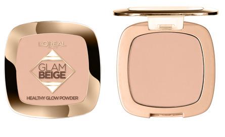L'Oréal Paris Glam Beige Pudder 20 Light