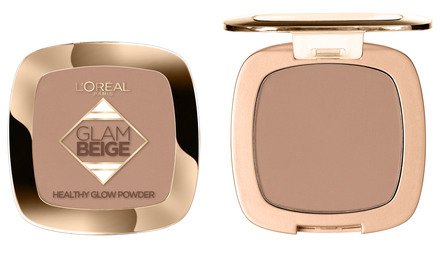 L'Oréal Paris Glam Beige Pudder 30 Medium Light