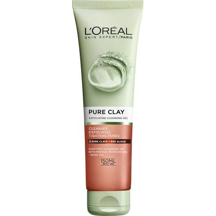 L'Oréal Pure Clay Scrubgel 150 ml