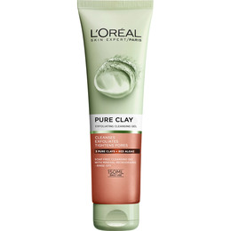 L'Oréal Pure Clay Scrubgel 150 ml