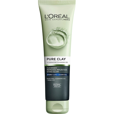 L'Oréal Paris Pure Clay Rensegel 150 ml