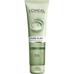 L'Oréal Pure Clay Rensecreme 150 ml