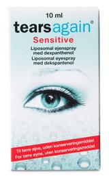Tearsagain Eye Spray Sensitive 10 ml