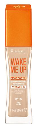 Rimmel Wake Me Up Foundation 100 Ivory
