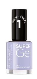 Rimmel Super Gel Neglelak 082 Purple Splash