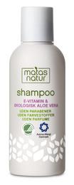 Matas Natur Aloe Vera & E-vitamin Shampoo 80 ml