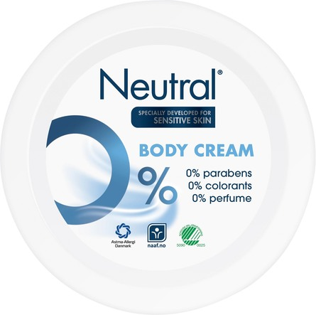 Neutral Body Cream 250 ml