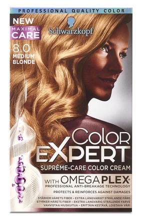 Schwarzkopf Color Expert 8.0 Medium Blonde