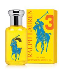 Ralph Lauren #3 Big Pony Women Yellow EdT Spray 30
