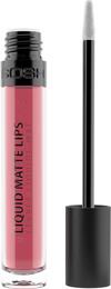 GOSH Liquid Matte Lips Gloss 01 Candyfloss