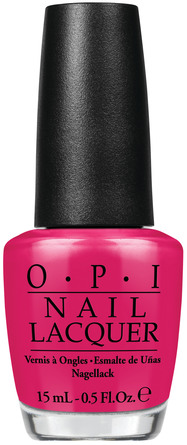 OPI Nail Lacquer Mad For Madness Sake
