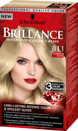 Schwarzkopf Brillance 811 Skandinavisk Blond