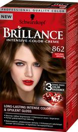 Schwarzkopf Brillance 862 Neutral Brown