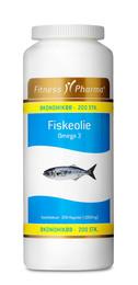 Fitness Pharma Fiskeolie 200 kapsler