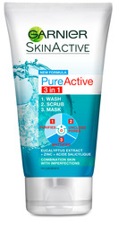 Garnier Pure Active 3 in 1 150 ml