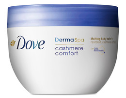 Dove DermaSpa Cashmere Comfort Body Cream 300 ml