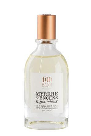 100BON Myrrhe & Encens Mystérieuz Eau de Parfum 50 ml