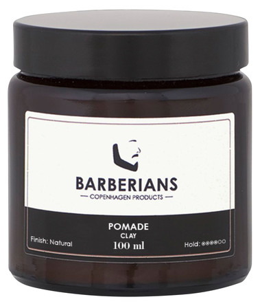 Barberians cph Pomade Clay 100 ml