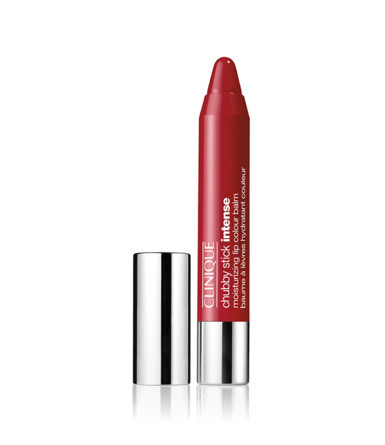 Clinique Chubby Stick Intense Moisturizing Lip Colour Balm Robust Rouge