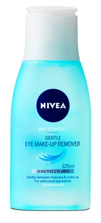 Nivea Essentials Gentle Eye Make-up Remover 125 ml
