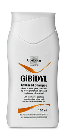 gibidyl advanced shampoo anmeldelse
