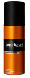 Bruno Banani Absolute Man Deodorant Spray 150 ml