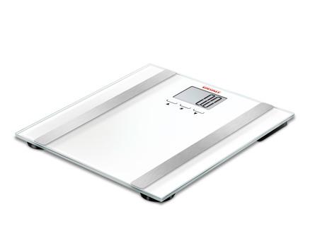 SOEHNLE Soehnle Deluxe Kropsanalysevægt hvid