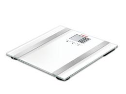 SOEHNLE Deluxe Kropsanalysevægt Max 180 kg Hvid