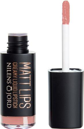 Nilens Jord Matt Lips Creamy Liquid Lipstick 910 Hope