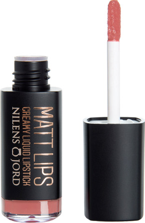 Nilens Jord Matt Lips Creamy Liquid Lipstick 912 Chic