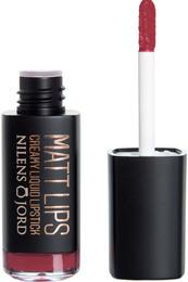 Nilens Jord Matt Lips Creamy Liquid Lipstick 920 Brave