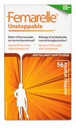 Femarelle Unstoppable 56 kaps.