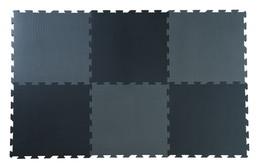 Basson Baby Legegulv fra 0 mdr. 6 stk 60 x 60 x 1,3 cm