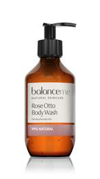 Balance Me Rose Otto Body Wash 280 ml