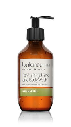 Balance Me Revitalising Hand and Body Wash 280 ml