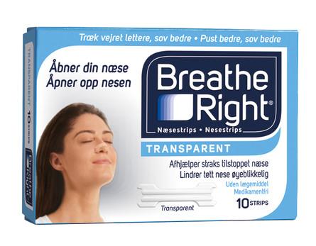 Breathe Right 10 stk