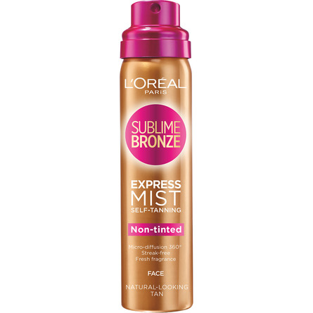 L'Oréal Paris Sublime Bronze Express Mist Face 75 ml