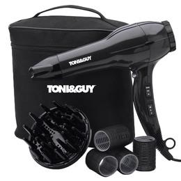TONI&GUY Hårtørrer Style Kit 2000 Watt