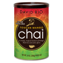 David Rio Chai Toucan Mango 398 gr