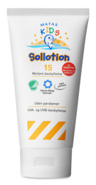 Matas Kids Sollotion faktor 15 150 ml