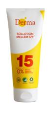 Derma Sollotion Mellem SPF15 200 ml