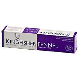 Tandpasta Fennikel u. fluor Kingfischer 100 ml