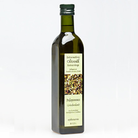 Olivenolie græsk Ø 500 ml