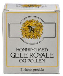 Honning m. gele royale 250 g